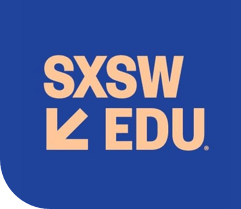 South by Southwest E-D-U community logo